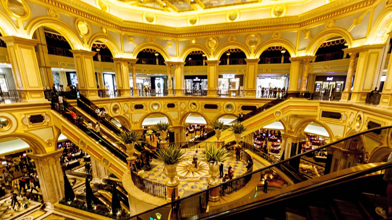 Weltweit größte Casinos.