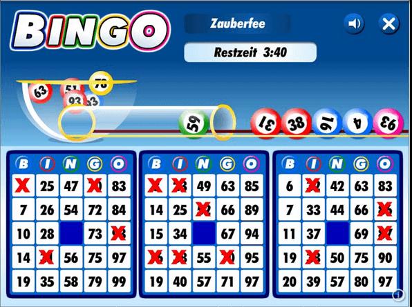 Wie funktioniert Bingo?