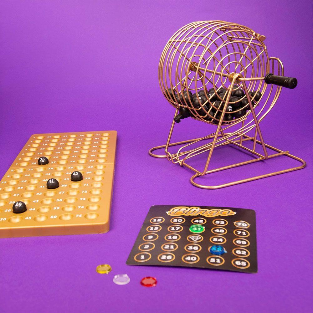 Die Vorteile, Bingo in einem Full House Bingo Bar zu spielen
