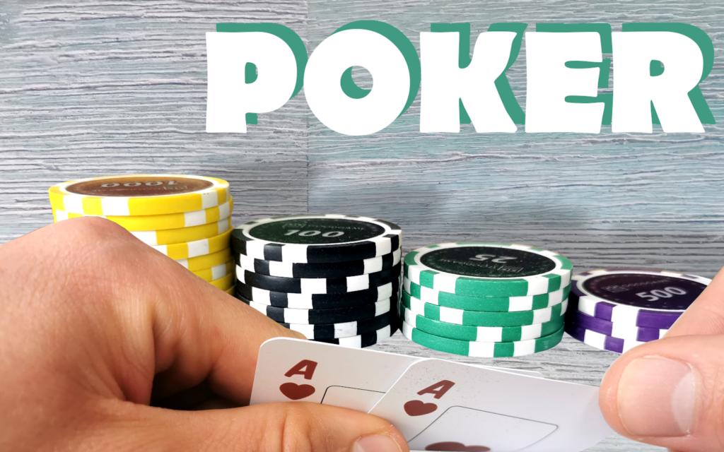 Lernen, gerade Poker zu spielen