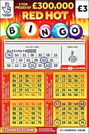 The Evolution of the Bingo Scratch Card