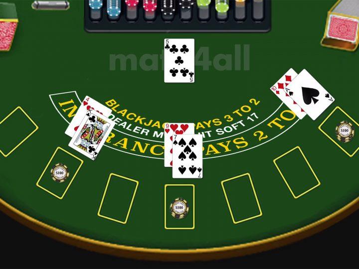 Blackjack-Grundlagen – Eine Einführung in das Spiel von Blackjack