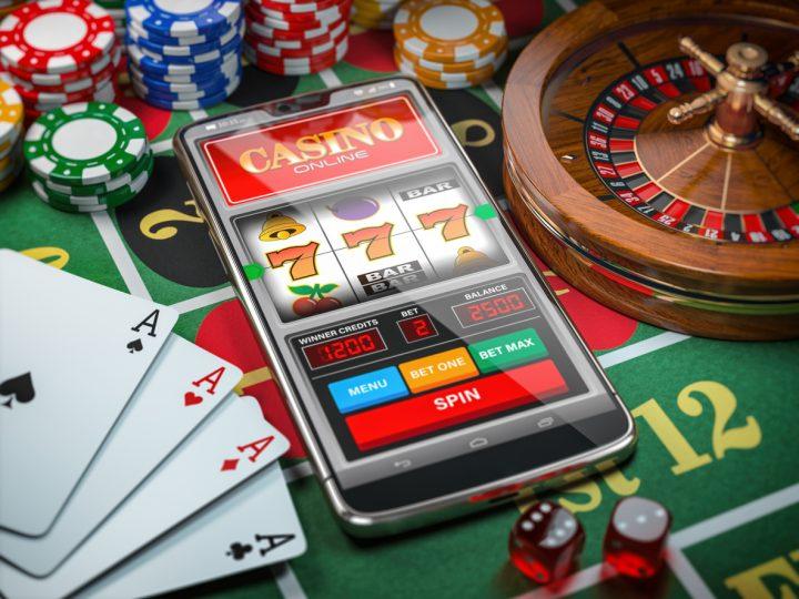 Online-Casino-Spiele spielen